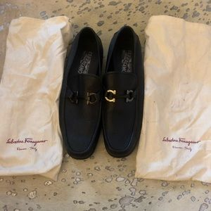 MENS new Ferragamo loafers